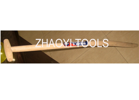 WH002 T grip wood handle