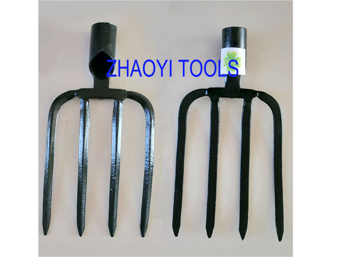 1003103 Russia type  forged steel digging fork
